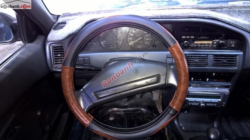 Mình cần bán xe Toyota Corolla GLi đời 1990, xe nhập, giá 105tr
