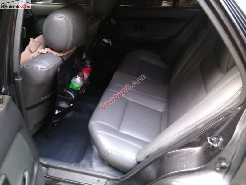 Mình cần bán xe Toyota Corolla 1.6MT đời 1990, màu xám, xe nhập