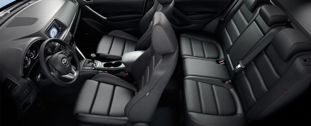 Bán ô tô Mazda CX 5 2.0L 2WD đời 2015, màu trắng - Với ngôn ngữ thiết kế mới Kodo mang tính cách mạng