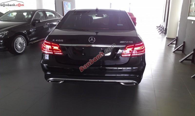 Cần bán Mercedes E400 AMG sản xuất 2015, màu đen, liên hệ 0906 143 333