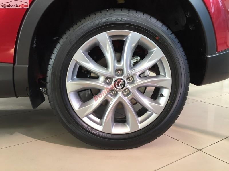 Bán xe Mazda CX 5 2WD đời 2015, màu đỏ - Mazda Long Biên khuyến mãi cực Shock nhân dịp khai trương