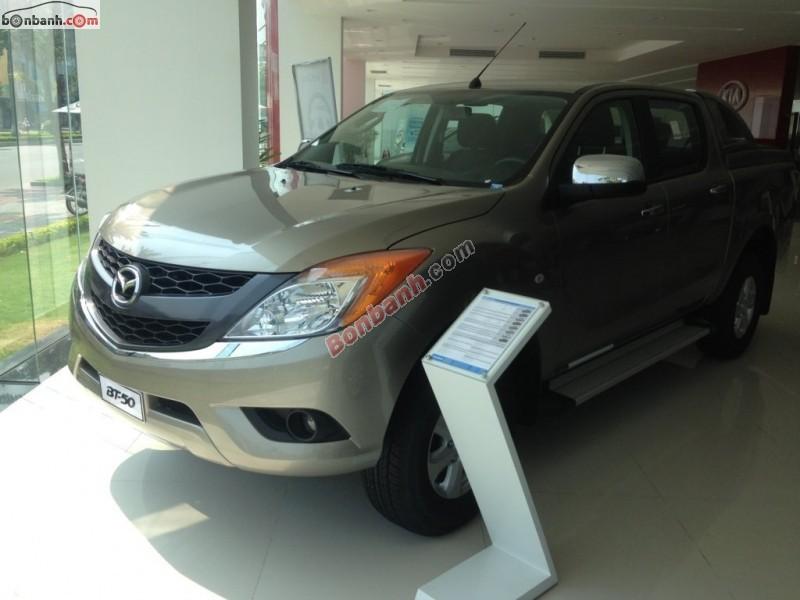 Bán Mazda BT 50 3.2AT đời 2015, nhập khẩu chính hãng