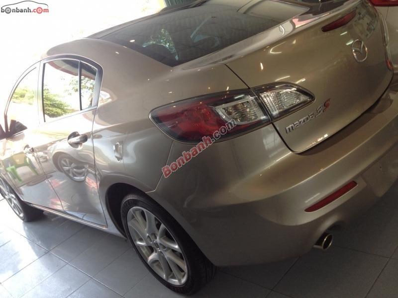 Bán xe Mazda 3S sản xuất cuối 2013, xe đi 1 vạn 9