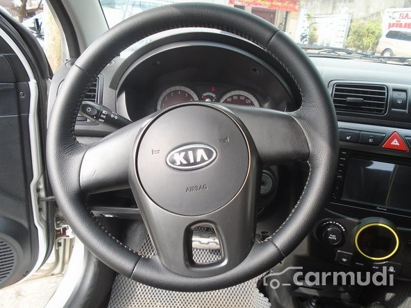 Bán ô tô Kia Morning Slx đời 2009 đã đi 40000 km giá 355 triệu