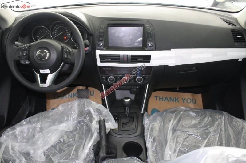 Cần bán xe Mazda CX 5 AWD đời 2015, màu đỏ