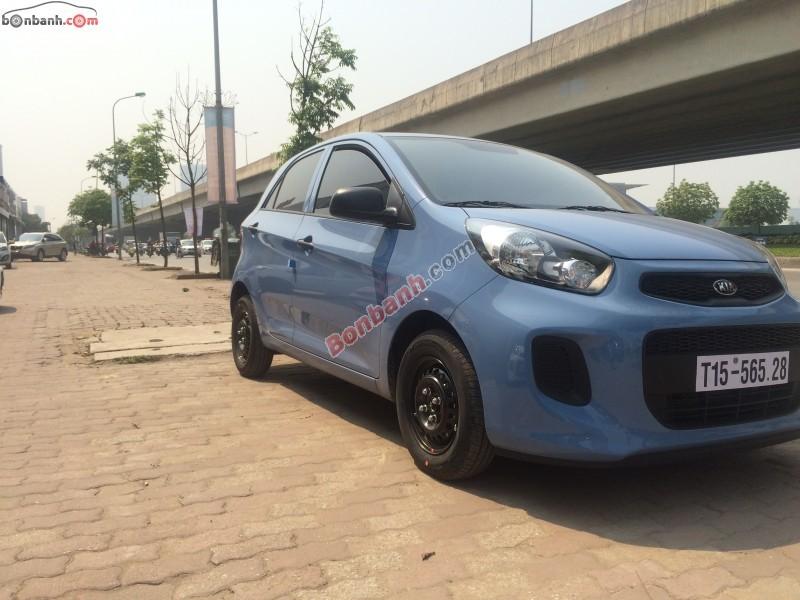Bán ô tô Kia Morning Van năm 2015, nhập khẩu, 325tr