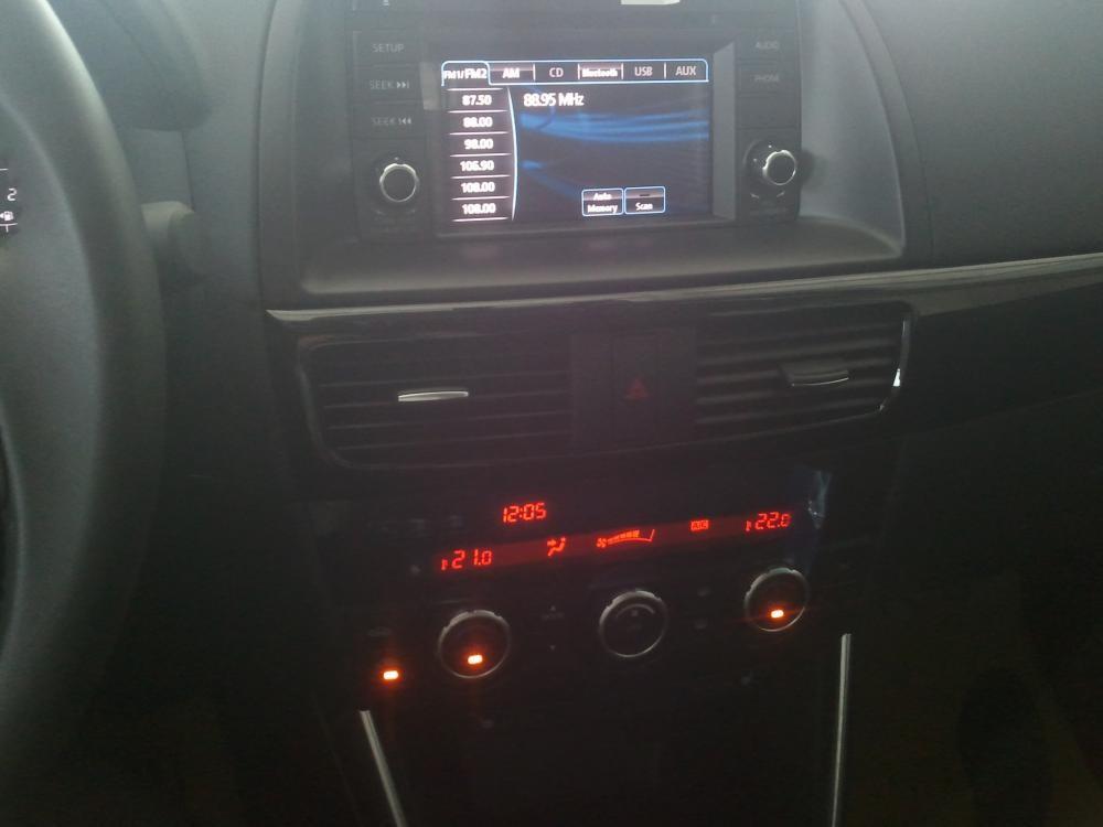 Bán ô tô Mazda CX 5 AWD năm 2014, hiện đại giúp tiết kiệm tối đa nhiên liệu sử dụng
