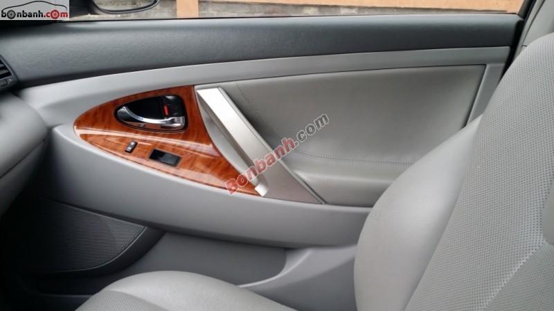 Bán ô tô Toyota Camry GLX đời 2007, màu đen, xe nhập ít sử dụng, 799 triệu