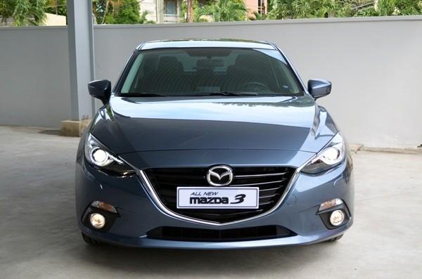 Bán Mazda 3 All New đời 2017 chỉ với 150 triệu