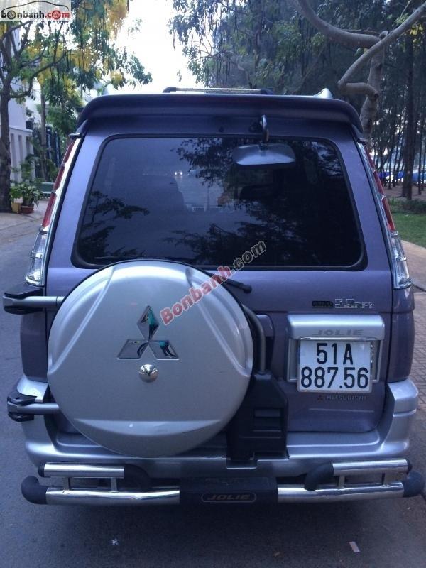 Xe Mitsubishi Jolie 2.0 đời 2005, xe đẹp