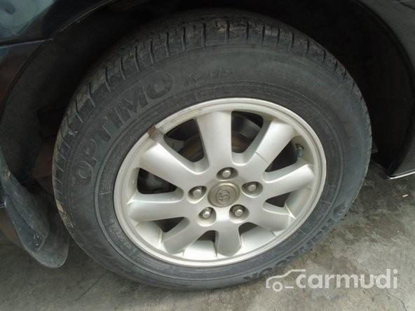 Toyota Camry 2.4G sản xuất 2003, màu đen đã đi 100000 km, 450tr