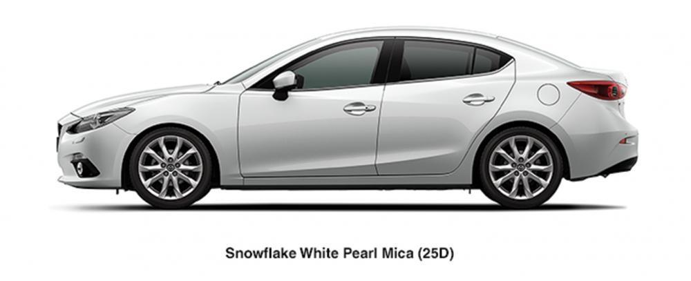 Cần bán xe Mazda 3 2.0L đời 2015, màu xám -  Sử dụng động cơ SkyActiv