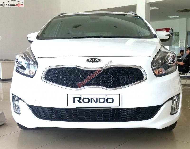 Bán Kia Rondo 2.0 AT đời 2015, màu trắng - LH ngay 0936 088 246