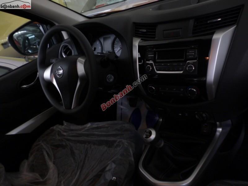 Cần bán xe Nissan Navara SL đời 2015, màu nâu, nhập khẩu nguyên chiếc