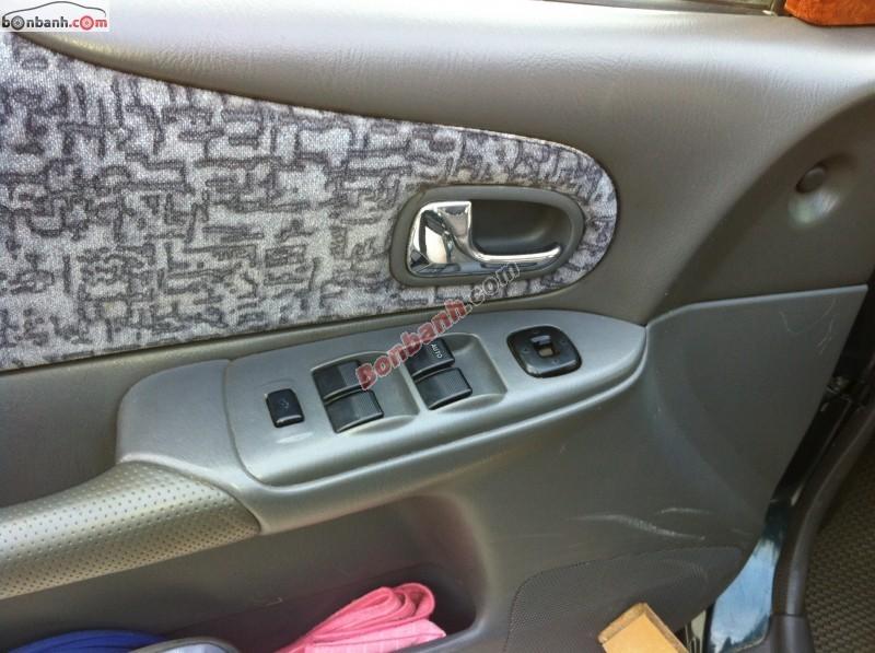 Mình cần bán lại xe Ford Laser Delu 1.6 năm 2000, nhập khẩu nguyên chiếc như mới, giá tốt