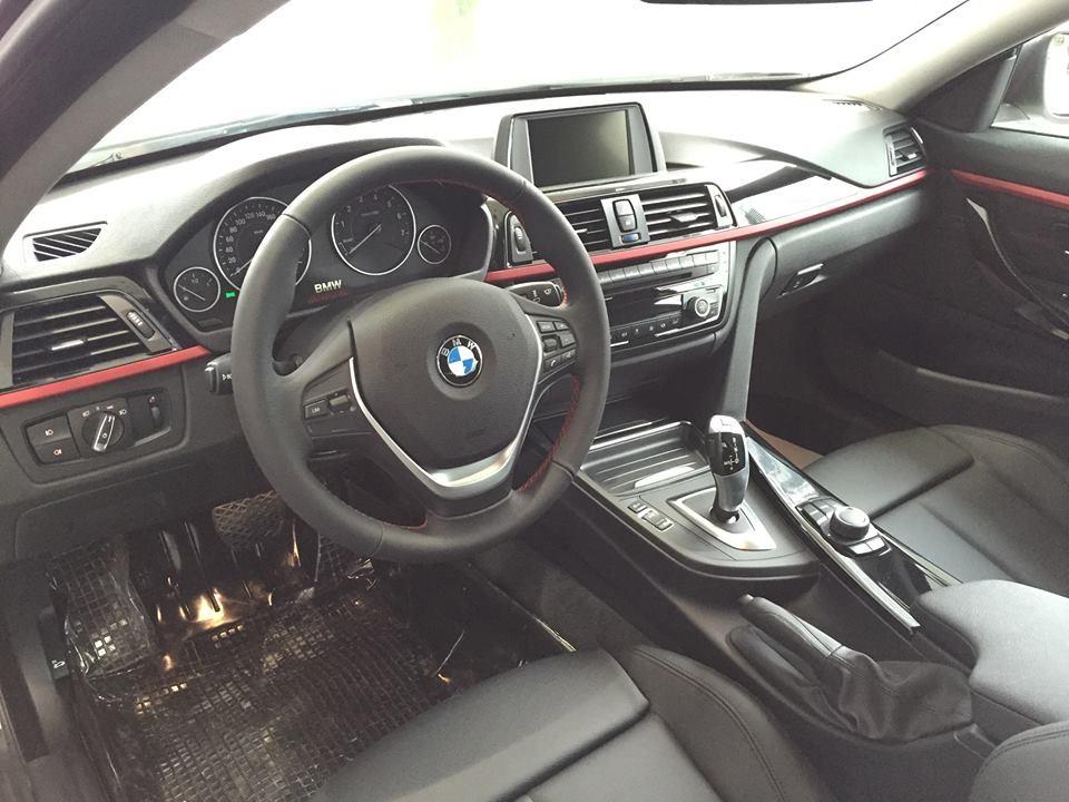 Bán xe BMW 4 Series 420i đời 2016, màu trắng, nhập khẩu nguyên chiếc