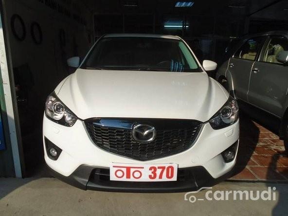 Auto 370 Cầu Giấy bán Mazda CX 5 năm 2013, màu trắng đã đi 13000km