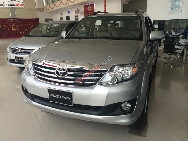 Toyota Fortuner 2.7 2014, số tự động, 01 cầu, máy xăng cần bán