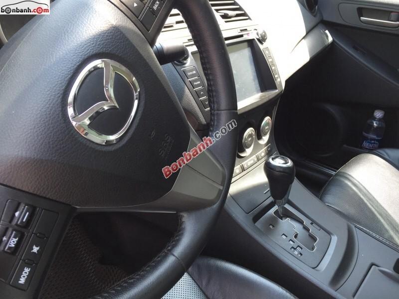 Bán xe Mazda 3 đời 2012, màu đỏ xe gia đình