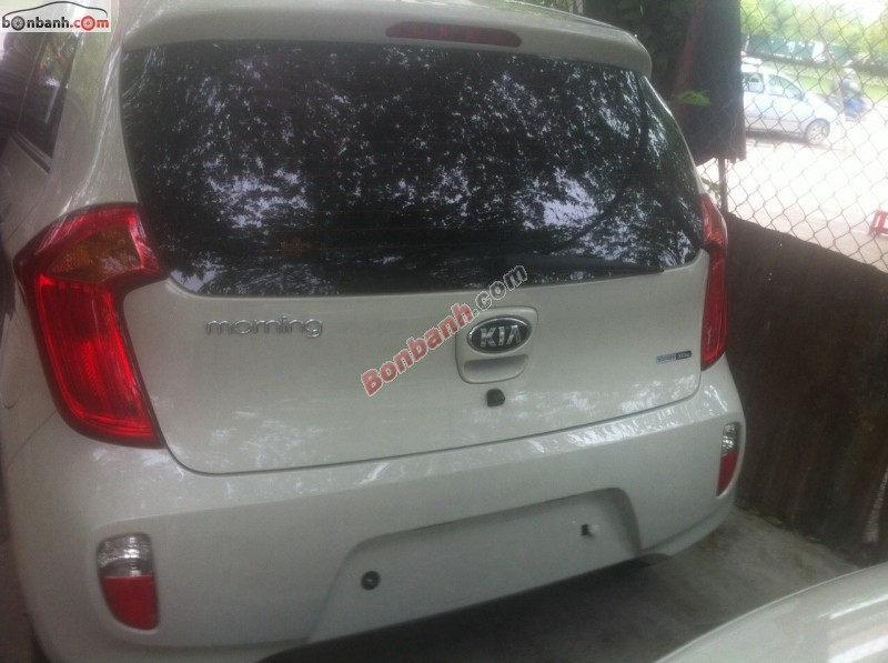 Cần bán Kia Morning Van đời 2012, màu trắng, nhập khẩu nguyên chiếc, giá chỉ 280 triệu