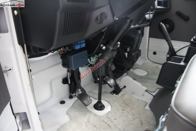Cần bán Suzuki Super Carry Truck đời 2015, màu trắng, giá 217Tr
