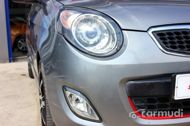 Cần bán Kia Morning 1.1 AT đời 2011 số tự động, giá chỉ 348 triệu