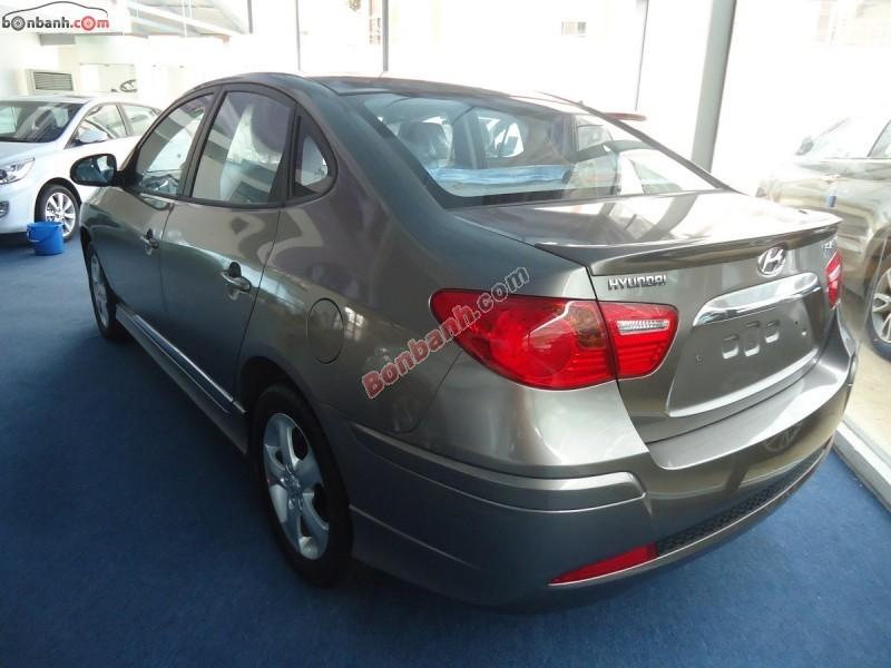 Bán Hyundai Avante 1.6AT đời 2015, màu xám - LH ngay 0909 562 512