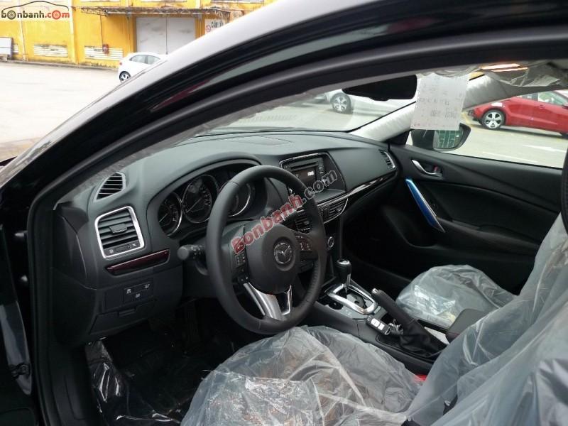 Cần bán Mazda 6 2.0AT 2015, giá 983Tr, xe đẹp hoàn mĩ