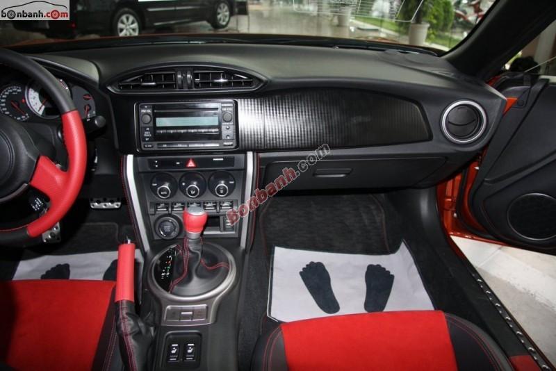 Bán Toyota 86 sản xuất 2014, màu đỏ, nhập khẩu chính hãng