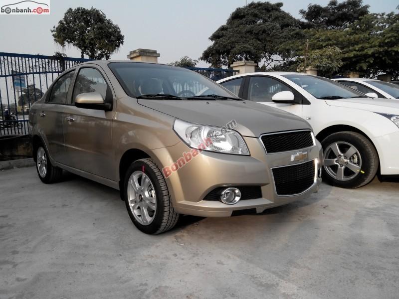 Cần bán Chevrolet Aveo AT đời 2015 - LH ngay 0983 259 329