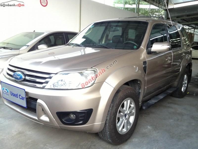 Cần bán xe Ford Escape XLS 2.3 đời 2009 - LH ngay 0906 677 677