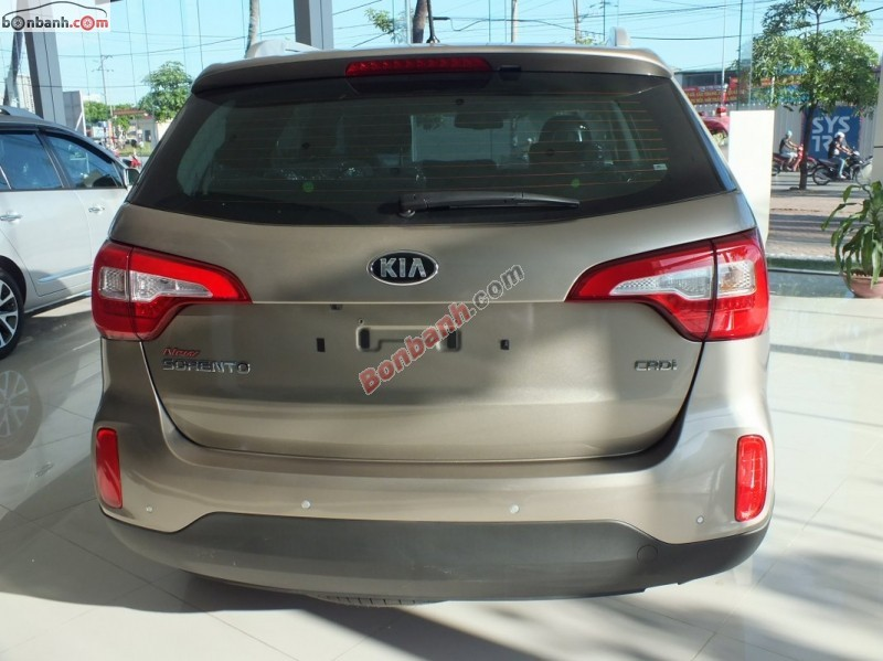 Bán xe Kia Sorento New 2WD AT đời 2015 - LH ngay 0986 396 657