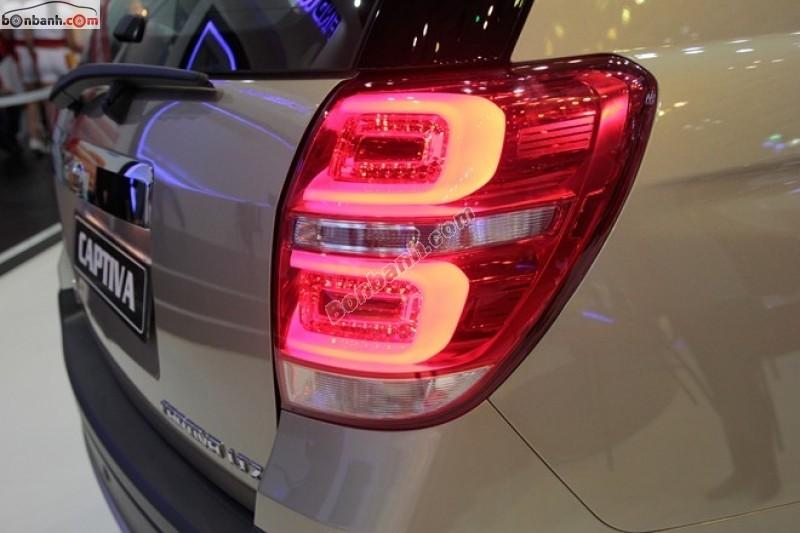 Cần bán xe Chevrolet Captiva LTZ năm 2015, giá chỉ 949 triệu