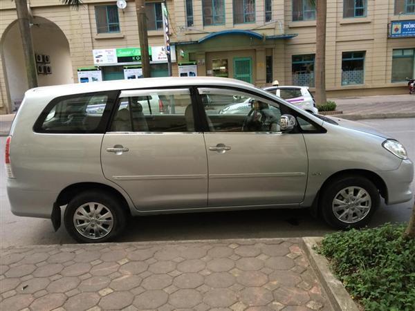Bán ô tô Toyota Innova đời 2011, xe gia đình, giá bán 652Tr