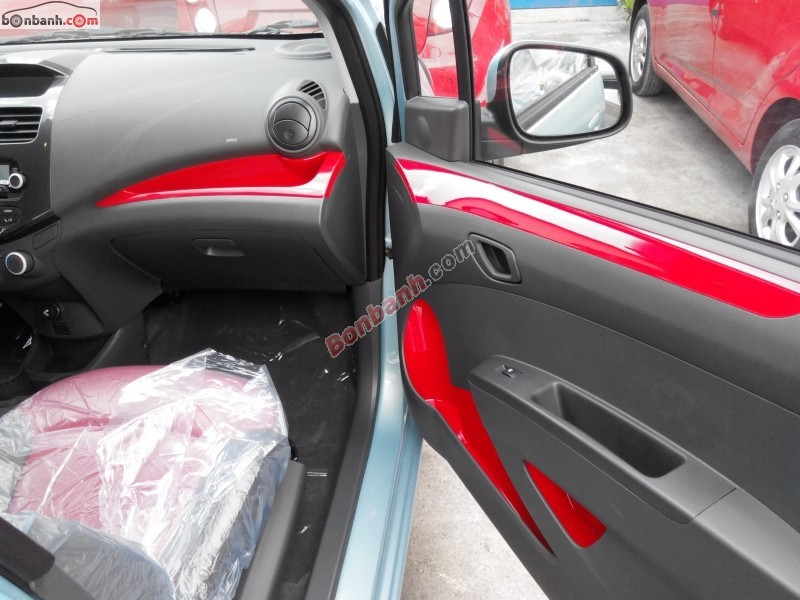 Bán ô tô Chevrolet Spark Zest đời 2015, nhiều tính năng ưu việt và tiện nghi hơn