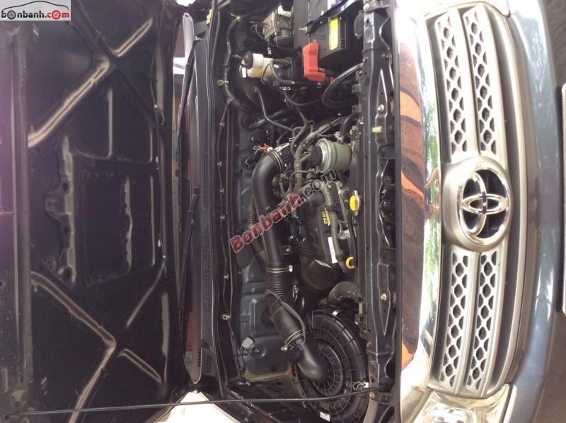 Bán xe Toyota Fortuner đời 2009, màu xám, còn mới