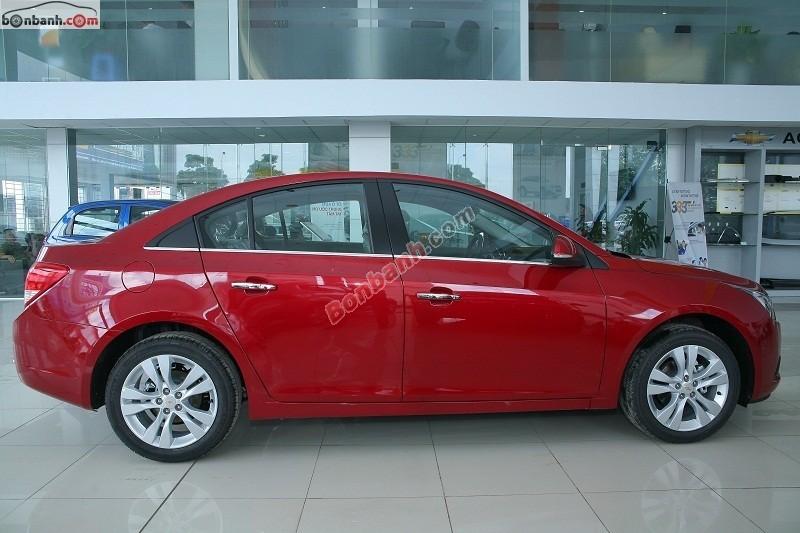 Bán ô tô Chevrolet Cruze LTZ đời 2015, màu đỏ - Thủ tục đơn giản, nhanh gọn