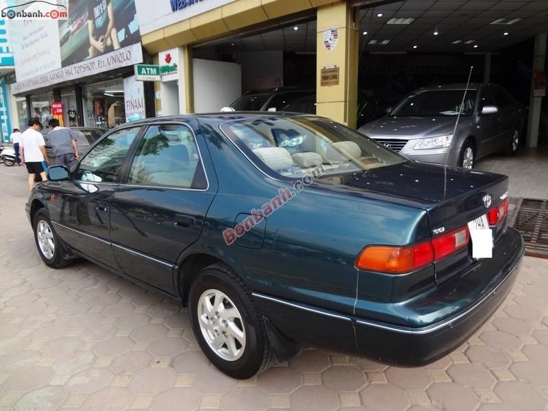 Ô tô Lộc Phát cần bán xe Toyota Camry GLi đời 1999, xe nhập, 298 triệu