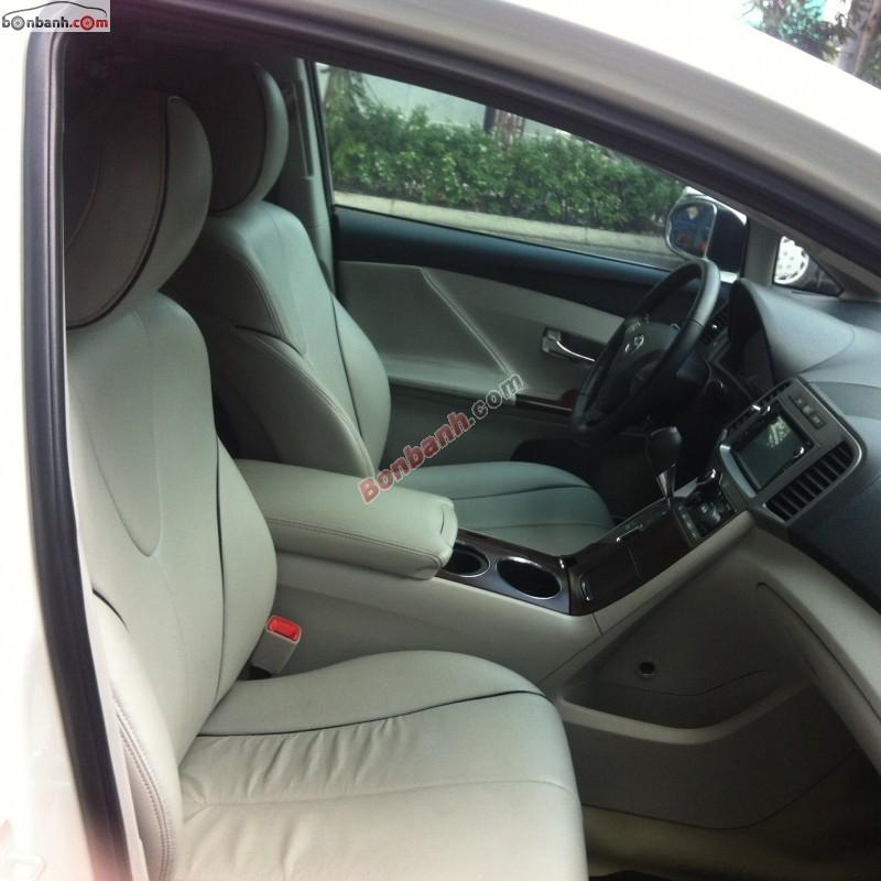 Salon ô tô Siu Hùng cần bán xe Toyota Venza 2.7 đời 2009, xe nhập, còn mới