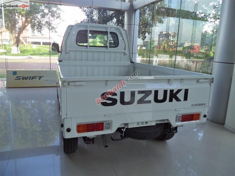 Bán ô tô Suzuki Carry Pro sản xuất 2015, màu trắng, nhập khẩu