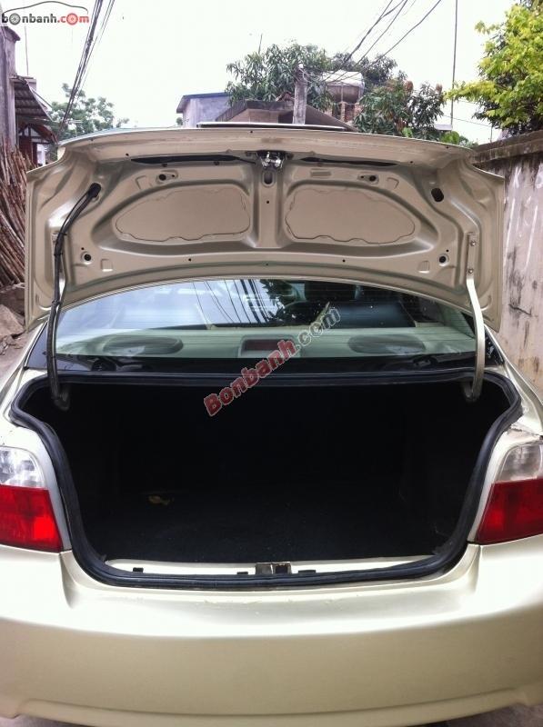 Bán xe Toyota Vios G đời 2003, đẹp, đảm bảo chất lượng
