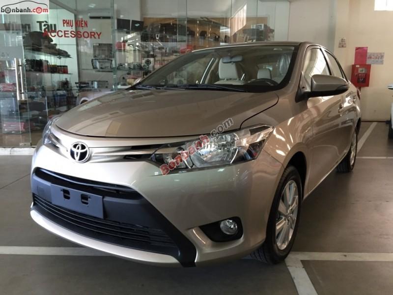 Bán xe Toyota Vios 1.5E đời 2015, màu xám - LH ngay 0972 568 968