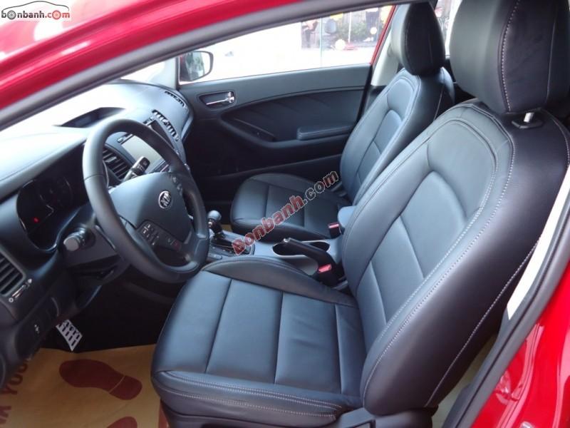 Bán ô tô Kia K3 1.6 AT đời 2015, màu đỏ