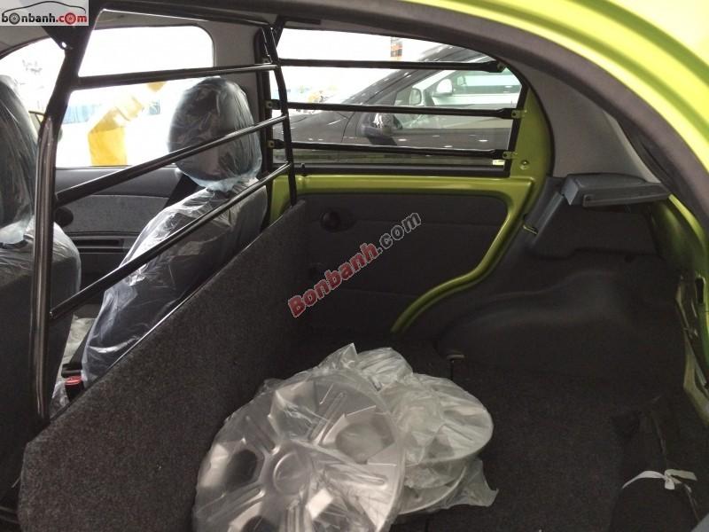 Bán ô tô Chevrolet Spark Van đời 2015, giá bán 253 triệu