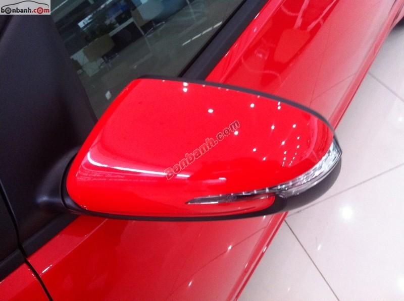 Cần bán xe Kia Cerato Koup đời 2015, màu đỏ, nhập khẩu
