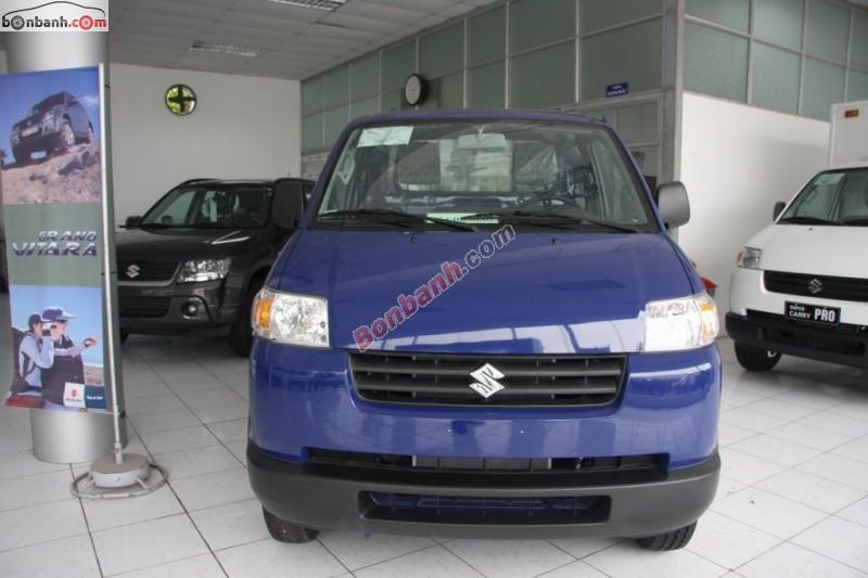 Cần bán xe Suzuki Carry Pro đời 2015, nhập khẩu chính hãng