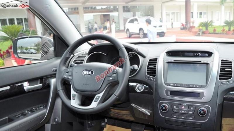 Cần bán xe Kia Sorento 2.2L đời 2015, màu trắng