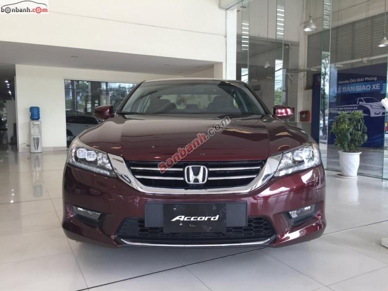 Cần bán Honda Accord 2.4 đời 2014, nhập khẩu, Full options
