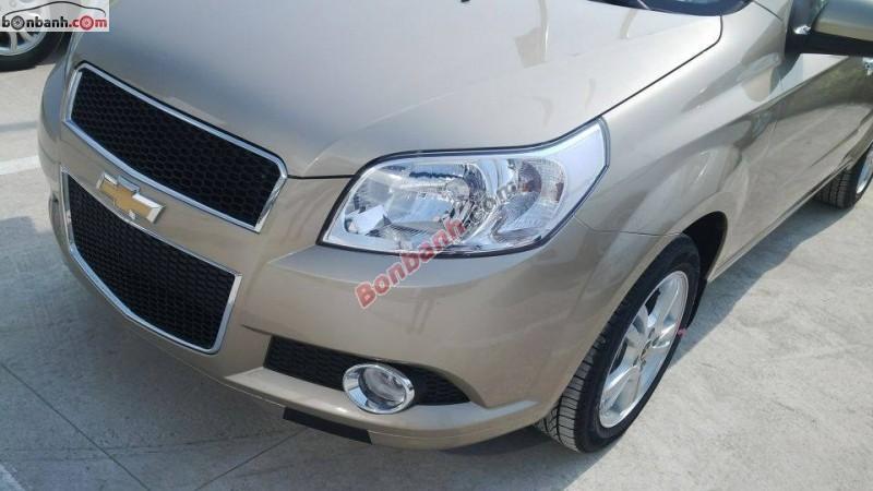 Bán Chevrolet Aveo LTZ đời 2015 - LH ngay 0946 766 699