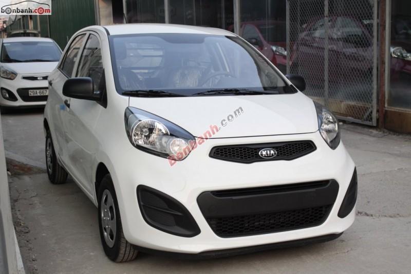 Cần bán xe Kia Morning Van đời 2011, màu trắng, nhập khẩu